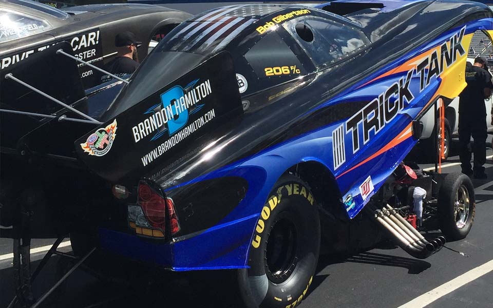 Brandon Hamilton Racing